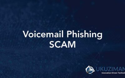 Voicemail Phishing Scam