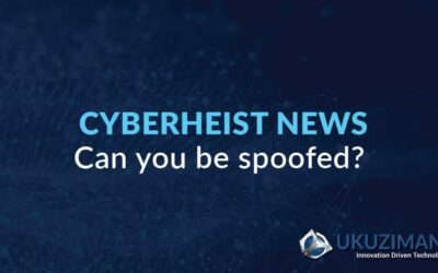 Cyberheist News – Can you be spoofed?